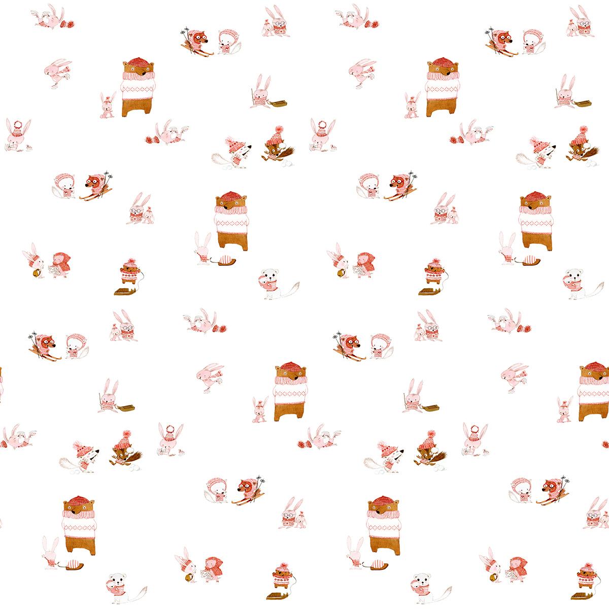 Resultado de imagen para winter pattern